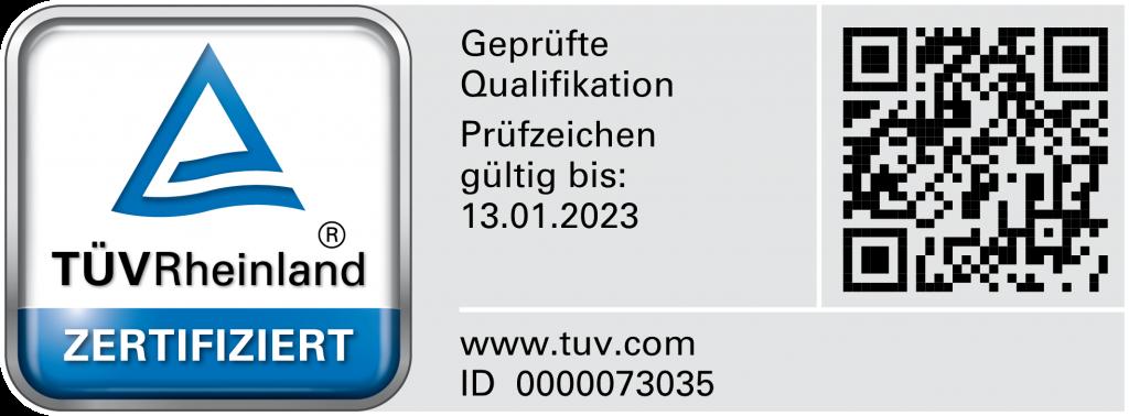 TÜV E-Sign